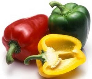 Colores del chile