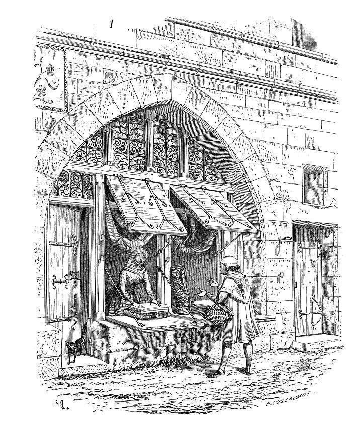 Loja de Fiore Loja+medieval