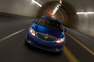 2013 Buick Verano Turbo packs 250 HP, available six-speed manual