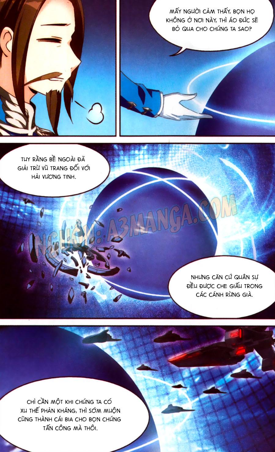 Xuyên Duyệt Tây Nguyên 3000 chap 182 page 8 - IZTruyenTranh.com