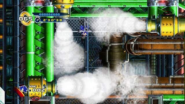 Sonic The Hedgehog 4 Episodio 1 PC Full Descargar Español 2012 1 Link