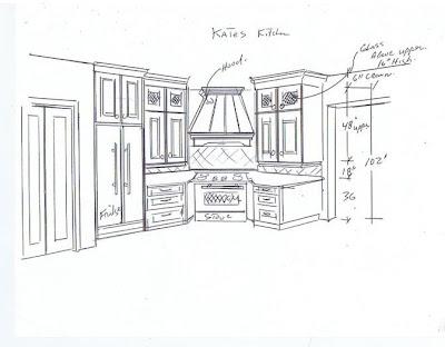 Kitchen Drawings