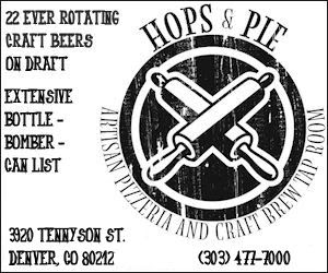 Hops and Pie - Denver