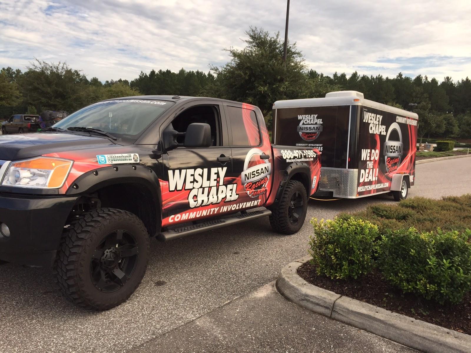 Wesley Chapel Nissan Bogo >> Wesley Chapel Nissan: Back to School Bash with Wesley Chapel Nissan