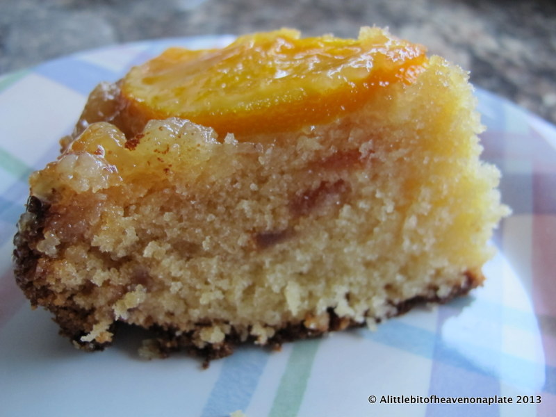 ... bit of heaven on a plate...: Marmalade cake - Jamie Oliver recipe