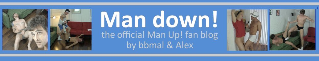 Man down! the official Man Up! fan blog