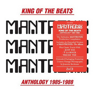Mantronix - King Of The Beats (Anthology 1985-1988) (2CD) (2012) Flac
