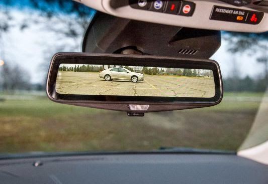 2016 Cadillac CT6 to Feature Revolutionary Camera-Based Rearview Mirror