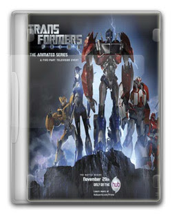 Transformers Prime   Darkness Rising 1ª Temporada