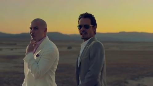 Rain Over Me (Feat Marc Anthony) - Pitbull - Various