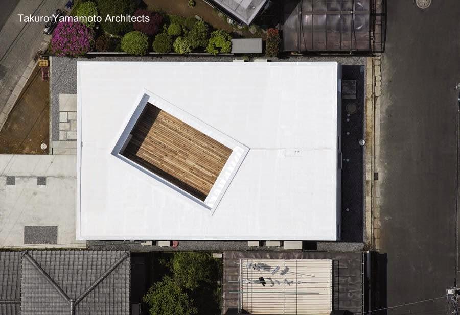 Casa contemporánea estilo Minimalista en Japón