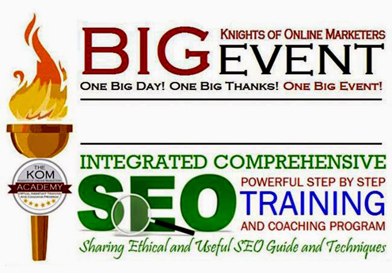 Integrated Comprehensive SEO Training (Davao region Philippines)