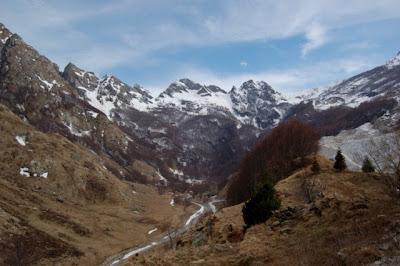 Weekend montagna Toscana