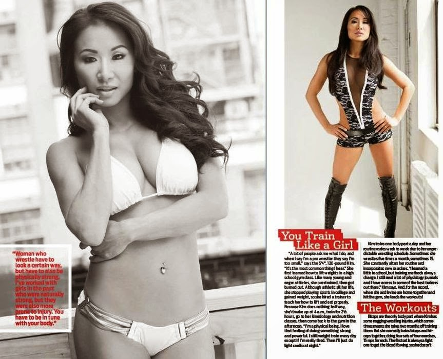 Gail Kim-TNA-TNA Wrestling-TNA Knockouts