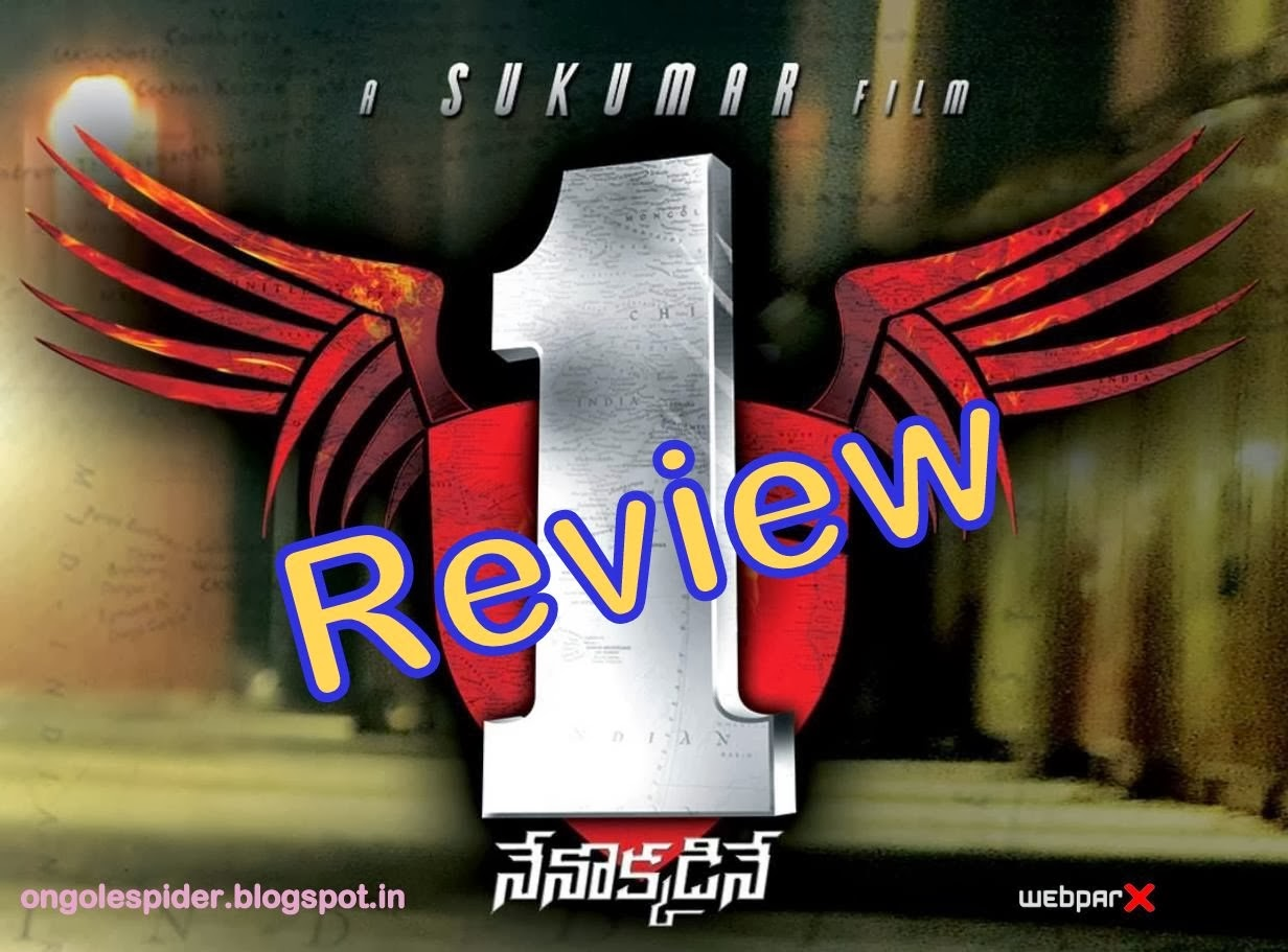 Mahesh 'Nenokkadine' Review