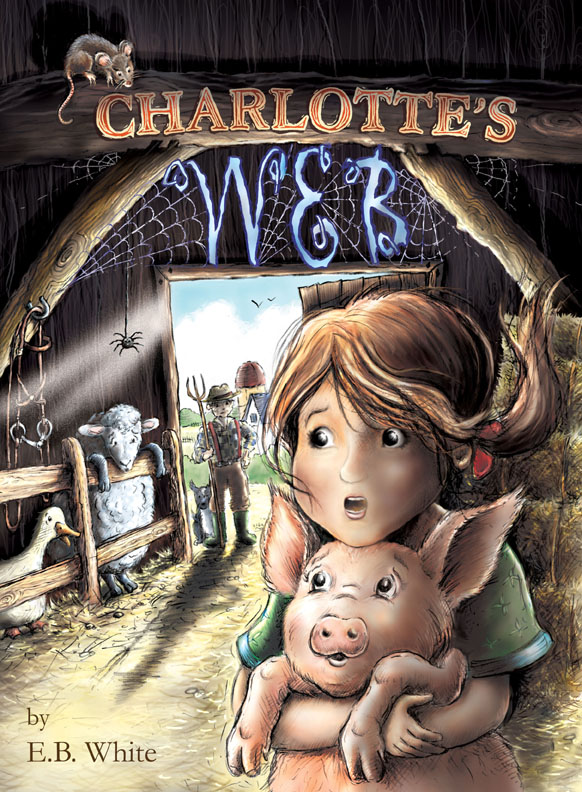 Children's Publishing Blogs - charlottes web blog posts