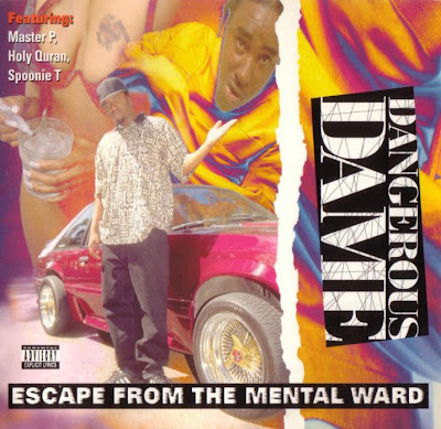 Dangerous Dame – Escape From The Mental Ward EP (CD) (1995) (FLAC + 320 kbps)