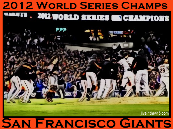 The San Francisco Giants won the 2012 World Series in Detroit