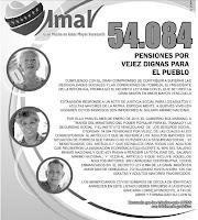 Lista de Mision Amor Mayor Pensionados de febrero 2014