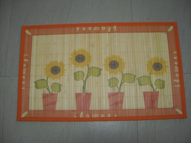 Bamboo Floor Mats6