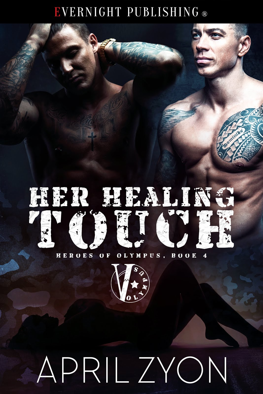 Her Healing Touch, Heroes of Olympus 4