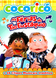 Download – Cocoricó – As Férias do Tio Eustáquio – DVDRip AVI + RMVB Nacional