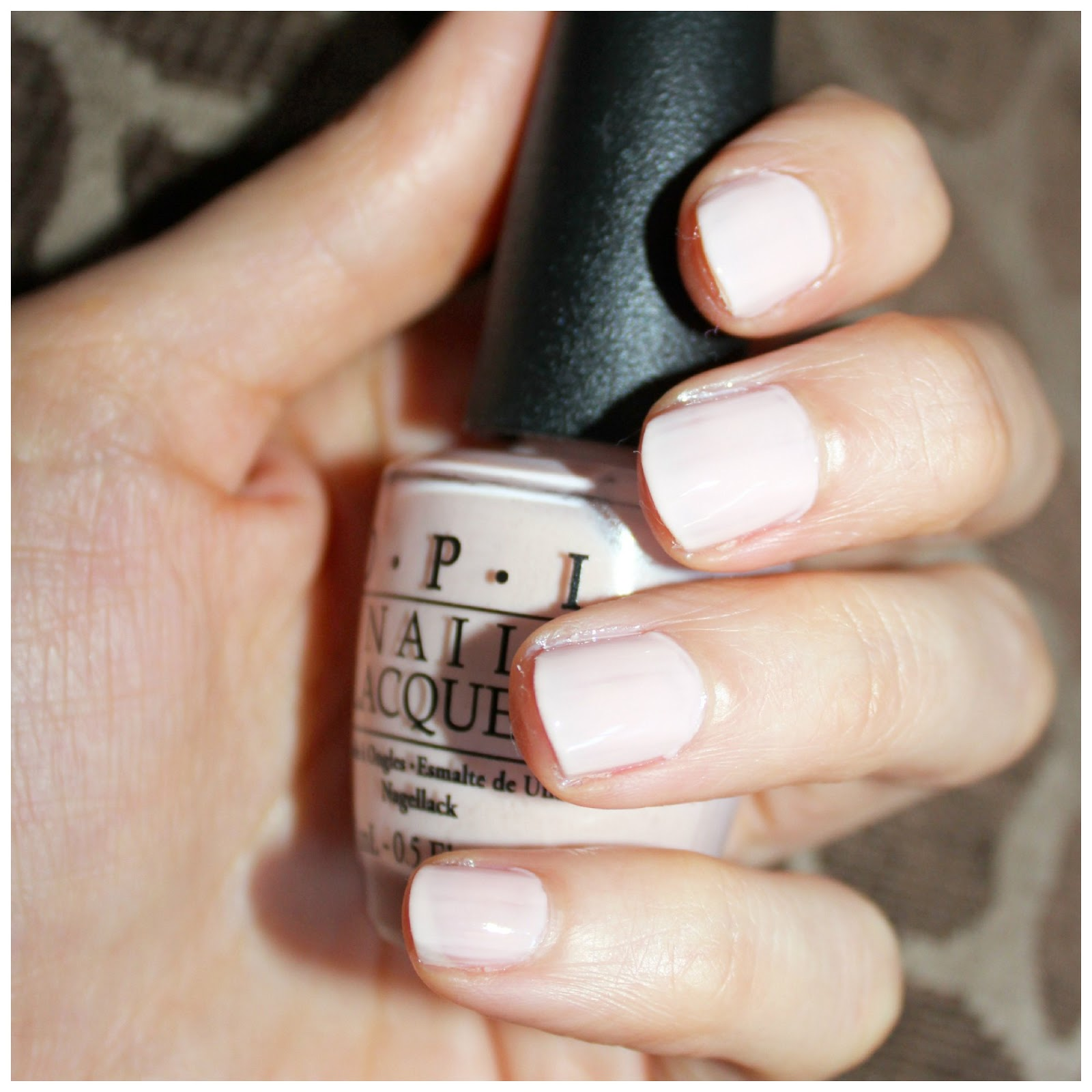 Très beautiful me plus you: OPI Nail Lacquer - Nudes and Pastels TF79