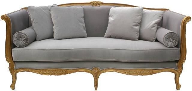Moveis classicos sofas classicos for Sofa estilo frances