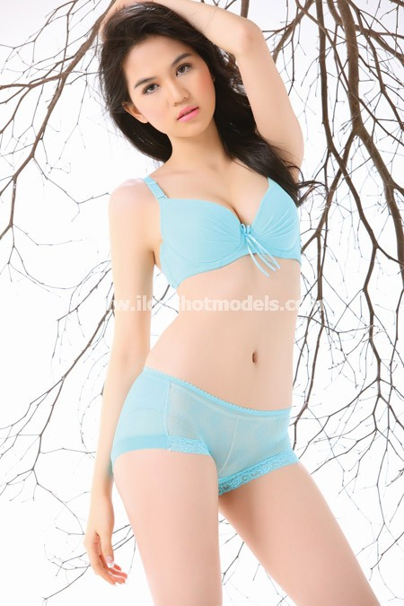 Glamorous hot Chinese bikini model photo shoot HD