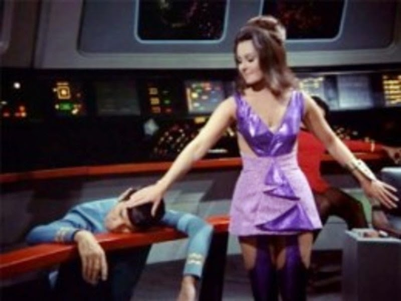 Comfort Tv In Defense Of Spock S Brain