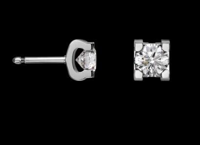 C De Cartier Earrings