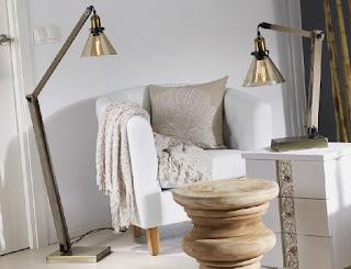 lampara decoracion salon