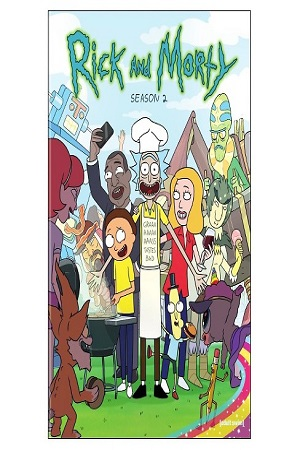 Rick and Morty S02 All Episode [Season 2] Complete Download 480p