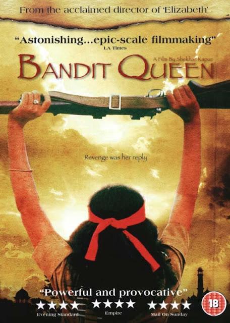 Bandit Queen, Directed by Shekhar Kapur, Poster