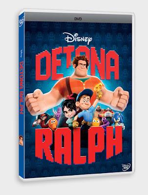 DVD Detona Ralph