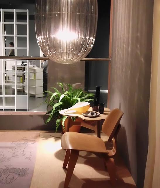Wohnen und Einrichten auf der Kölner Möbelmesse imm cologne 2013