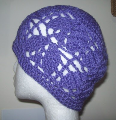 Crochet Baby Hat With Bill Pattern : Free Crochet Patterns By Cats-Rockin-Crochet