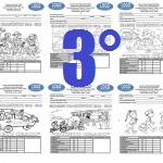 Examen Tercer grado Bloque I Ciclo Escolar 2015-2016