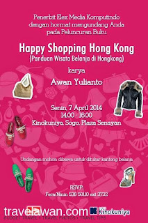 Bedah Rahasia Cara Happy Shopping Hong Kong Murah