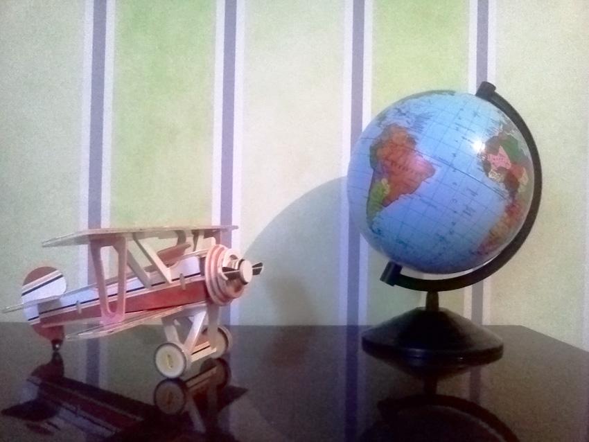 Как обновить глобус