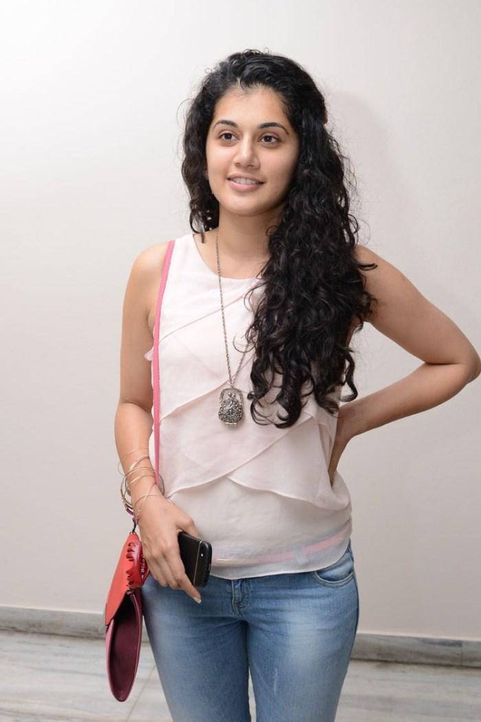 Chandni Movie Taapsee Pannu Latest C...