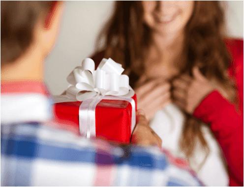Bayanlara hediye sepeti