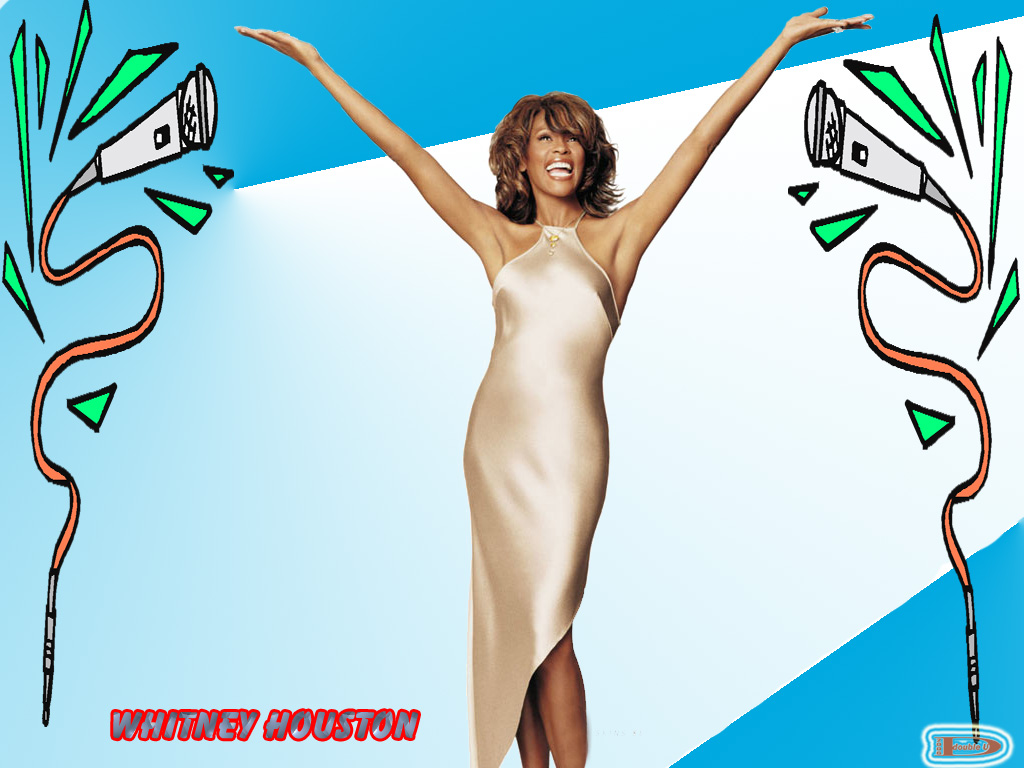 Whitney Houston wallpapers