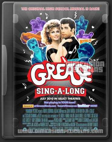Grease (BRRip Ingles Subtitulado) (1978)