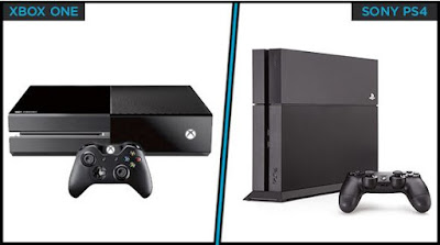 PS4 vs Xbox One review