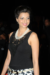 Hamsa Nandini pos at attarintiki daredi audio 021.jpg