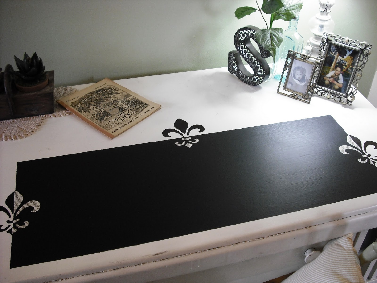 Boiserie & c.: pittura lavagna   chalk board paint: 27 nuove idee
