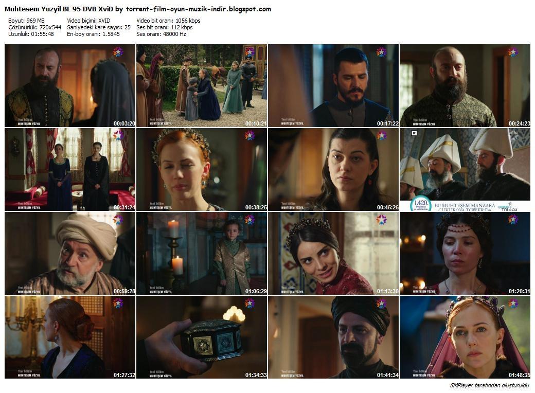 Muhteşem Yüzyıl BLM 95 DVB XviD Torrent Dizi indir izle (17.04.2013 ...