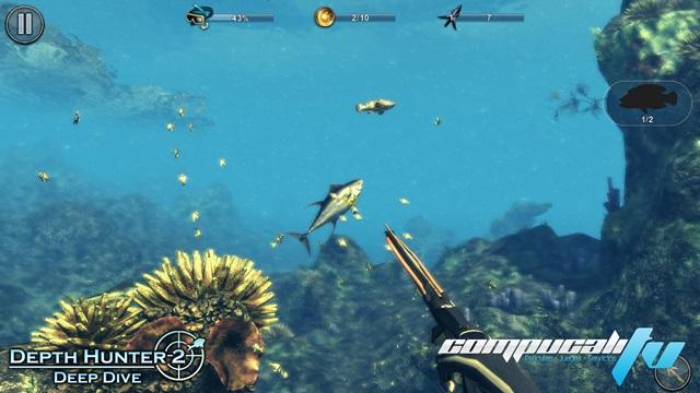 Depth Hunter 2 Deep Dive PC Full Español