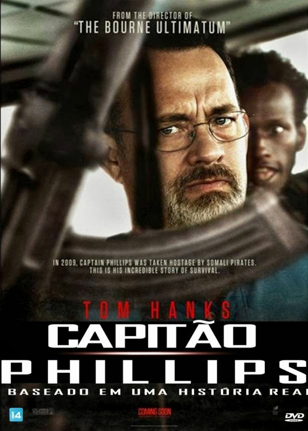Capitão Phillips   DVDRip AVI + RMVB Legendado